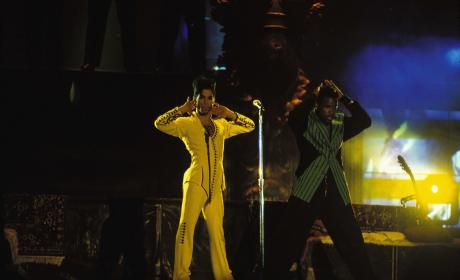 Prince Performs In The Open Air SCG Show In Sydney