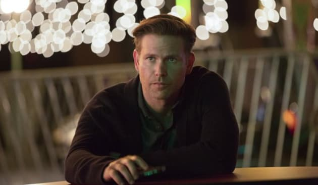 Alaric Knows Trouble is Brewing on The Vampire Diaries