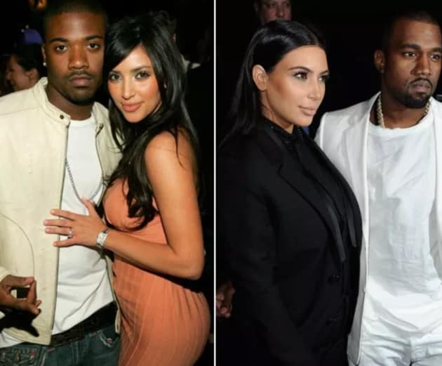 Ray j and kim sex video