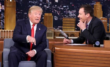 Jimmy Fallon Defends Donald Trump Interview: What? That's What I Do!