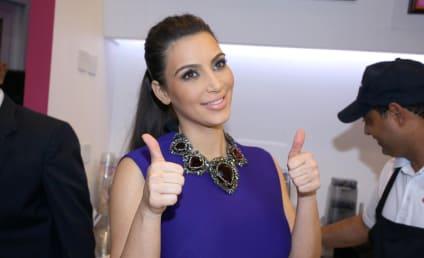 THG Celebrity of the Year Finalist #8: Kim Kardashian!
