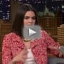 Kendall Jenner: I Shun My Family on the Runway!