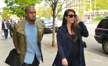 Kim Kardashian and Kanye West Allegedly Spend $767,000 on Gold-Plated Toilets