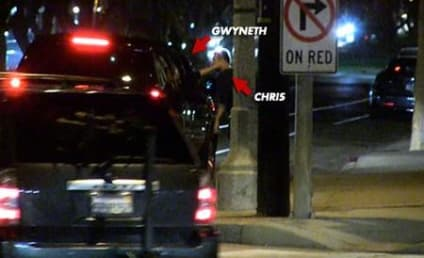 Gwyneth Paltrow and Chris Martin Get Close After Dinner Date: Are They Back Together?!