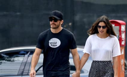 Alyssa Miller: Dating Jake Gyllenhaal!