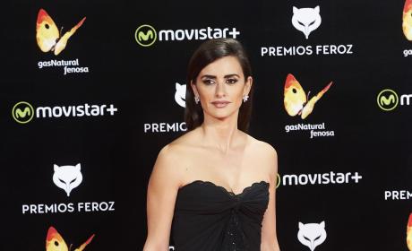 Penelope Cruz: 2016 Feroz Cinema Awards at Gran Teatro Principe Pio