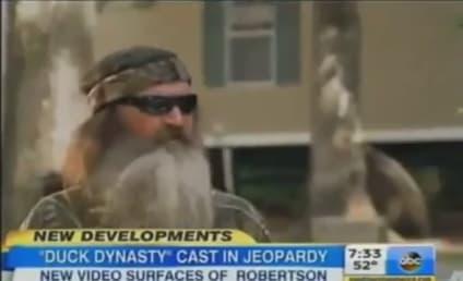 Duck Dynasty Cast to A&E: No Phil Robertson, No Show!