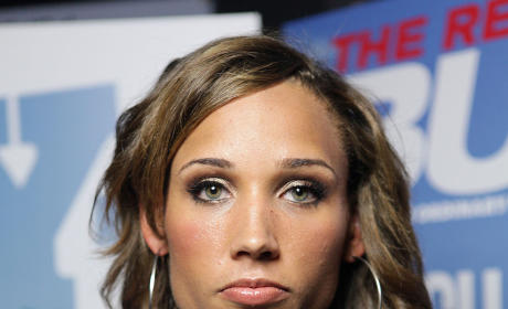 Lolo Jones Photograph