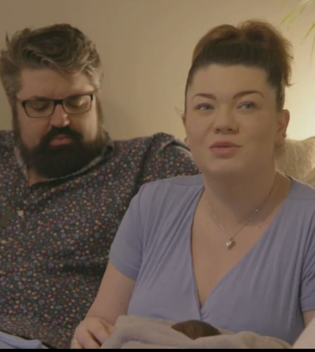Amber and andrew on season 8