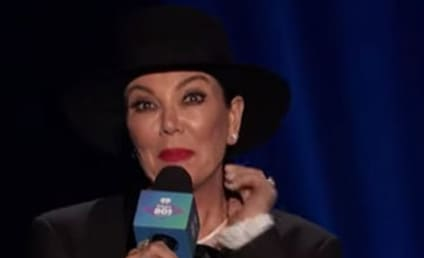 Kris Jenner: BOOED HARD While Introducing Culture Club!