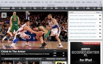 ESPN Apologizes for Racist Jeremy Lin Headline
