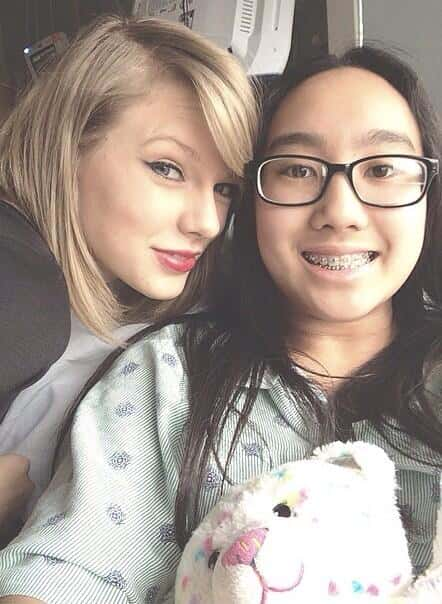Taylor and a Patient