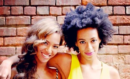 Solange and Beyonce: All Smiles in New Orleans!