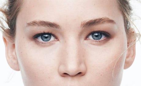 Jennifer Lawrence Dior Ad (New)