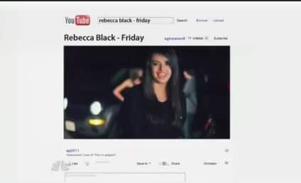 Rebecca Black Performs, Doesn't Suck on America's Got Talent