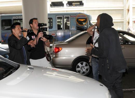 Kanye West vs. Paparazzo