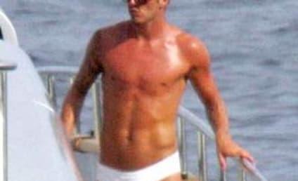 David Beckham: Underwear Model