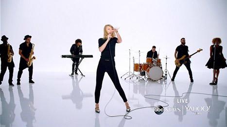 Taylor Swift Video Still