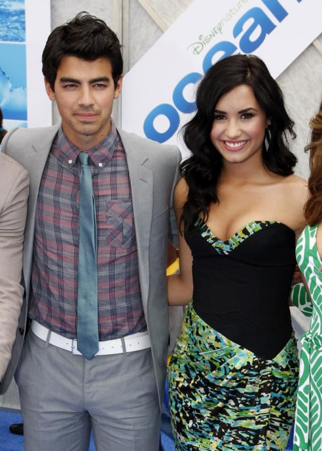 Joe and Demi Picture
