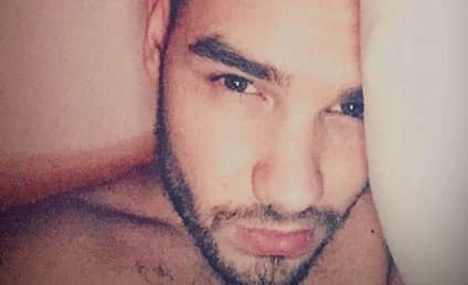 Liam Payne Shares NEARLY NAKED Pic: No Manscaping Here!