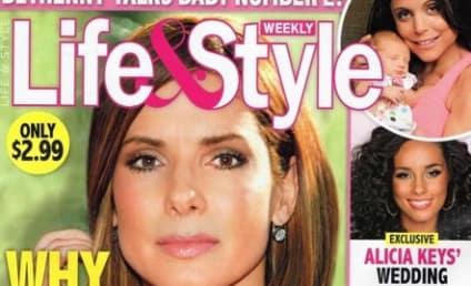 Sandra Bullock: Jesse James and I Have Moved On