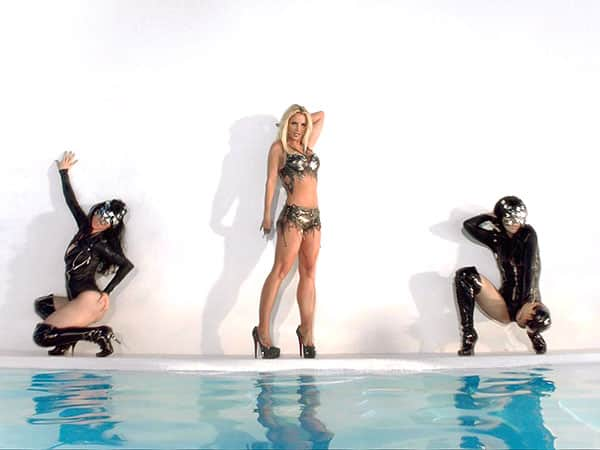 "Britney Spears ""Work Bitch"" Photo"