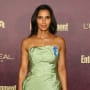 Padma Lakshmi at Pre-Emmy Party