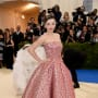 Miranda Kerr at 2017 MET Gala