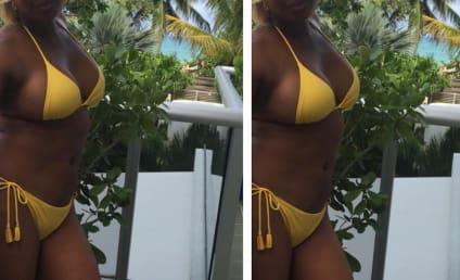 """NeNe Leakes Flaunts """"Ageless"""" Bikini Body"""