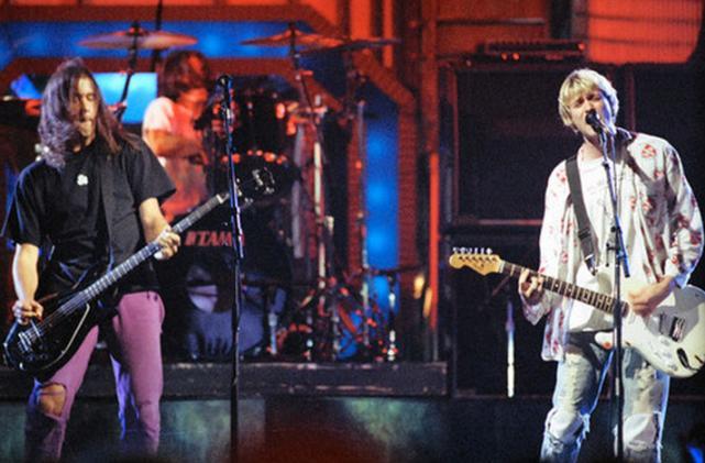Nirvana's Surprise Performance