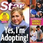 Yes, She's Adopting!