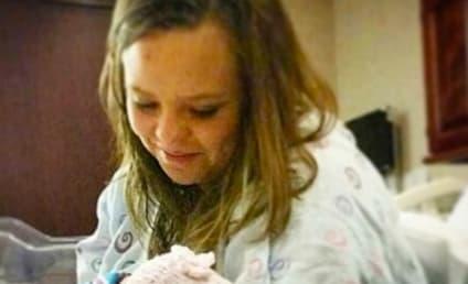 Catelynn Lowell, Tyler Baltierra Welcome Baby Girl!