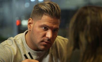 Jersey Shore Recap: Ronnie's Baby Mama Talks Trash; Vinny Grabs Some Ass