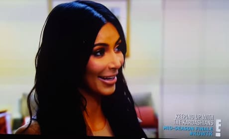 Kim Kardashian Pregnant Announcement