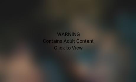 Racy Vampire Diaries Ad