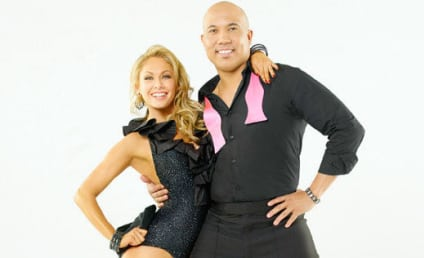 Backstage at Dancing with the Stars: Week Five
