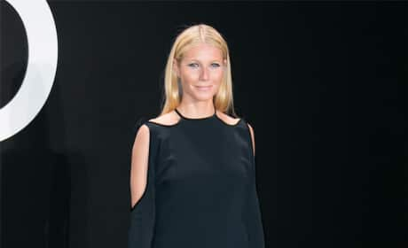 Gwyneth Paltrow's Leggy Look