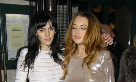 Lindsay and Ali Lohan: Loaded in London