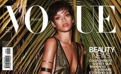 Rihanna in Vogue Brazil: Her Sexiest Photo Shoot Yet?