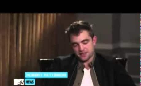 Robert Pattinson Talks Game of Thrones