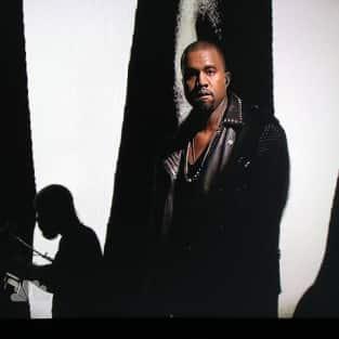 Kanye West Video Still