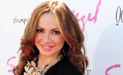Karina Smirnoff Lobbies For John Stamos on Dancing With the Stars