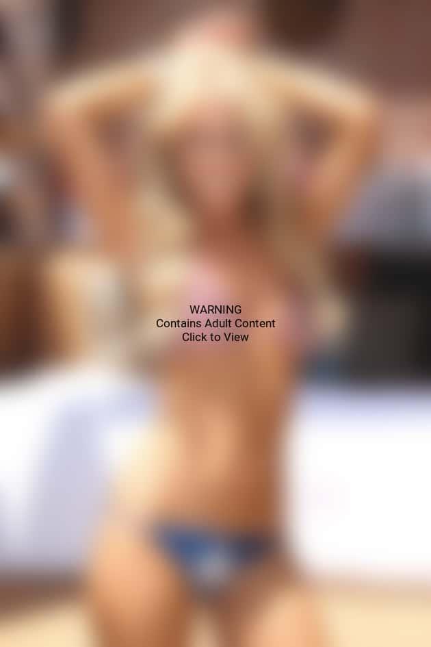 Gretchen Rossi Bikini Pic