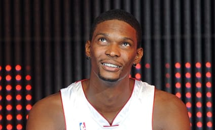 Chris Bosh to Allison Mathis: Let Me See My Daughter!