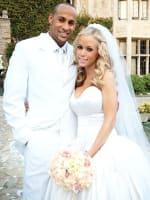 Kendra Wilkinson Wedding Pic