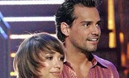 Cristian de la Fuente Sambas to Hospital on Dancing with the Stars