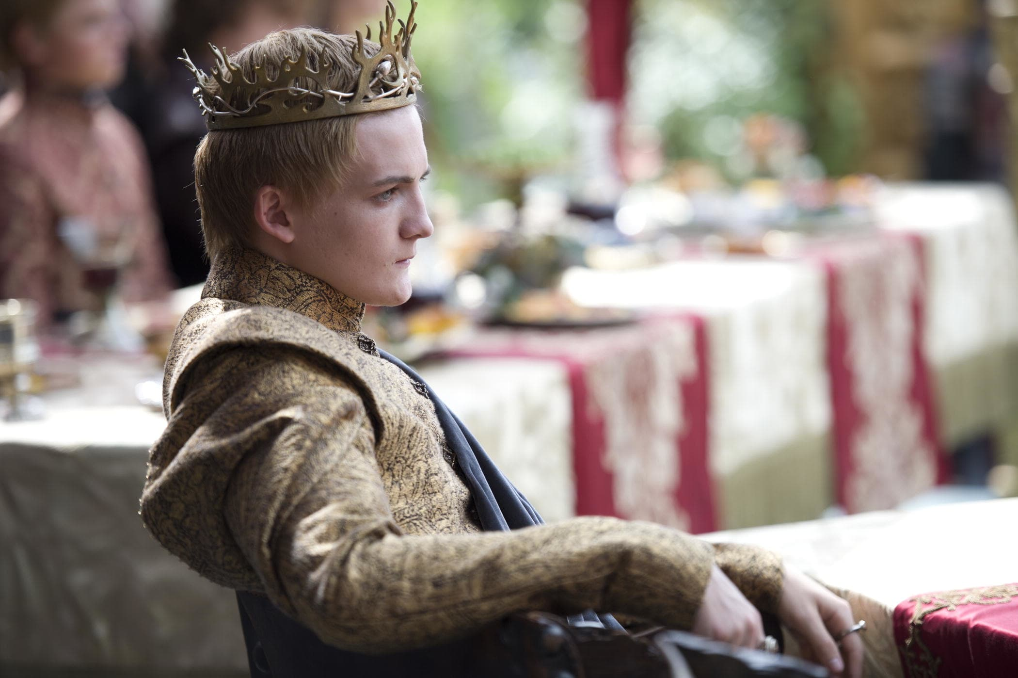 King Joffrey Death Photos