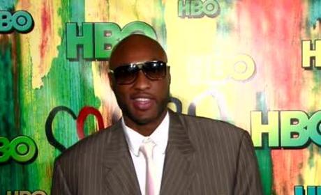 Lamar Odom: Hooked on Cocaine?