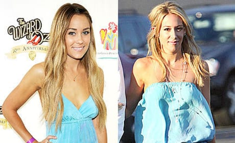 Who wore this better, Lauren Conrad or Haylie Duff?