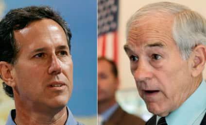 Rick Santorum Surges in Iowa Poll, Lays Into Ron Paul
